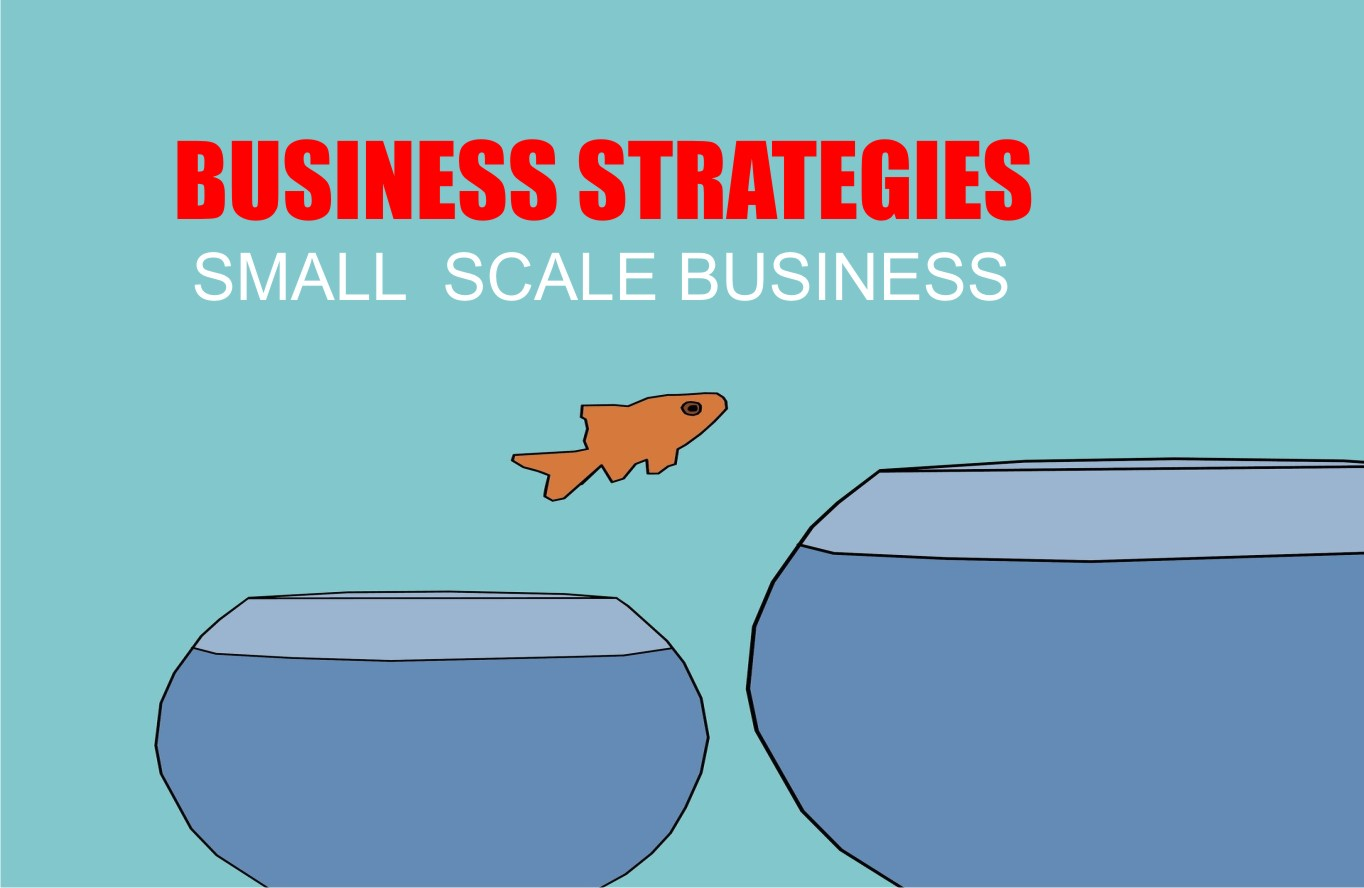 BUSINESS STRATEGIES-SMALL SCALE BUSINESS (Effect of Human Movements in Socio Culture)
