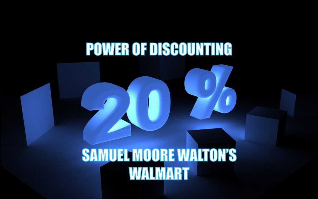 POWER OF DISCOUNTING